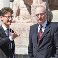 A székesfehérvári polgármester Szikora János mellett tette le a voksát