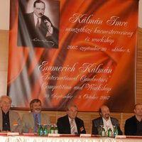Kálmán Imre emlékére