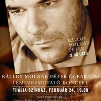 Kálloy Molnár Péter: A nő után