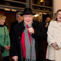 Láng József 85. születésnapját ünnepelte a József Attila Színház