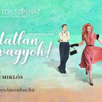 Hűvösvölgyi Ildikó és Benkő Péter a Turay Ida Színház új bemutatójában