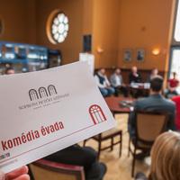 A komédia jegyében hirdetett évadot a Soproni Petőfi Színház