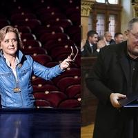 Eszenyi Enikő és Vidnyánszky Attila Pro Urbe Budapest díjat kapott