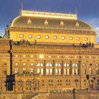 Prágai színházak