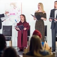 Trágár töredékek – Ismét Budapesten a pajzán irodalmi est