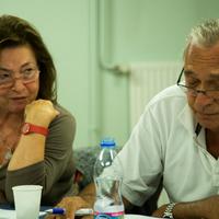Készül a Folyón túl Itália a Belvárosi Színházban
