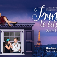 Irma, te édes - Tündérmese helyett abszurd komédia a Turay Ida Színházban