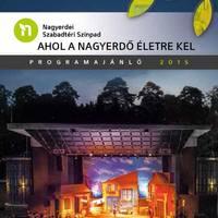Nyári zenés színházi esték Debrecenben