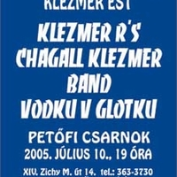 Klezmer Est a PeCsá-ban