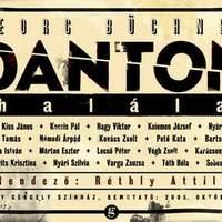 Danton halála a Nemzetiben