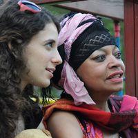 Miriamba és a Mester emberek-2. nap
