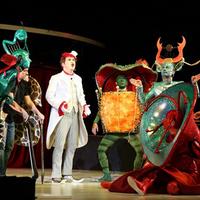 Parázsfuvolácska – Gyerekeknek készült cirkusz-opera az Erkelben