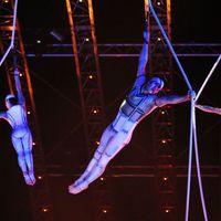 Halálos baleset a Cirque du Soleil előadása közben