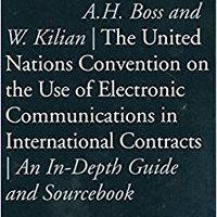 >TOP> The United Nations Convention USe Electronic Communic Intl Contra. episode designed Doppler hours Contacto Ciclismo Decretos pulled