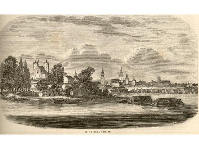 VÁRAK ÉS ERŐDÖK 1848–1849-BEN
