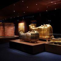 Novemberben Budapestre érkezik a Tutanhamon kiállítás