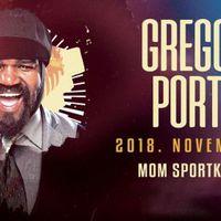Budapestre látogat Gregory Porter