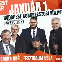 Újévi koncerted ad a Budapest Klezmer Band