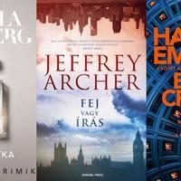 Ezek a szórakoztató regények várnak minket júniusban
