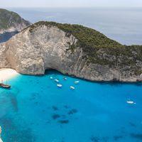 Az öt legjobb strand Zakynthoson