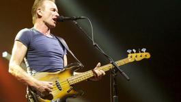 Sting július 2-án az Arénában