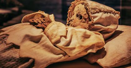 Január 20-ig látható a világ múmiái kiállítás