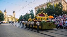Idén is lesz Debreceni Virágkarnevál