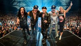 Újra Budapesten a Scorpions