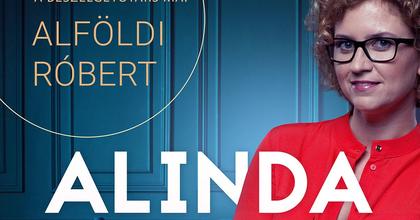 Exkluzív beszélgetések Alindával a Belvárosi Színházban
