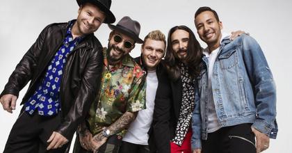Budapestre látogat a Backstreet Boys