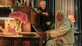 Hatalomátvétel – Mozikban A két pápa