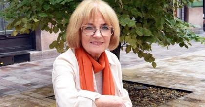 Radnóti Zsuzsa életműdíjat kap a színikritikusoktól