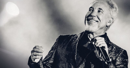 Tom Jones Budapesten