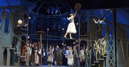 A cirkusz jegyében indítja el új évadát a Miskolci Nemzeti Színház