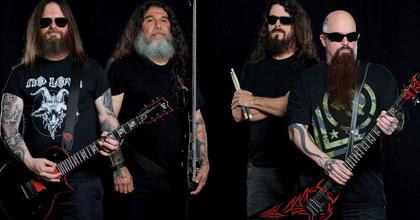 Búcsúturnéja kiterjesztéseként hazánkba is eljön a Slayer