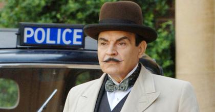 Poirot a halál után is aktív