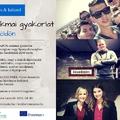 Egyenlő eselyekkel - külföldi szakmai gyakorlat szociálisan hátrányos helyzetű diákoknak
