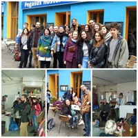 Young activists for Peace - Welcome refugees: erőszakmentes kommunikáció és békeépítés