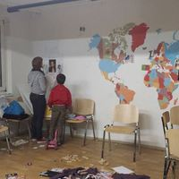 Ready, Study, Go: Visit to the Vámosszabadi refugee camp