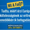 Mi a FaQ? – Kérdések és válaszok a népszavazásról - 7. részt