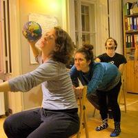 Színpadra a társadalmi megoldásért! - Nemzetközi résztevevői színházi tréning