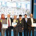 Európai Uniós elismerést kaptunk Brüsszelben