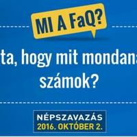 Mi a FaQ? – Kérdések és válaszok a népszavazásról - 3. rész