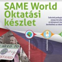 Same World oktatási készlet - új // Online elérhető és letölthető
