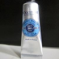 L'Occitane Shea-vajas kézkrém száraz bőrre