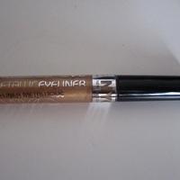NYC Metallic Eyeliner - arany (bronz) tus