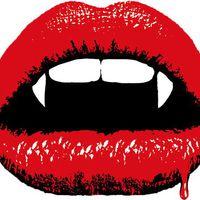 Halloween-smink percek alatt - Vámpír ajkak