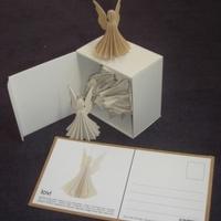 Karácsonyi képeslapok, ajándékkísérők