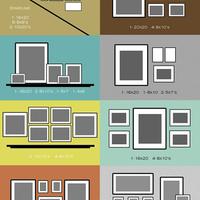 Képek a falon: 5+1 aranyszabály