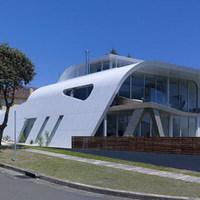 Moebius ház autógyártási technológiával